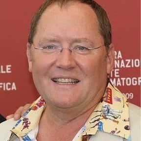 John Lasseter is listed (or ranked) 10 on the list List of Famous Animators