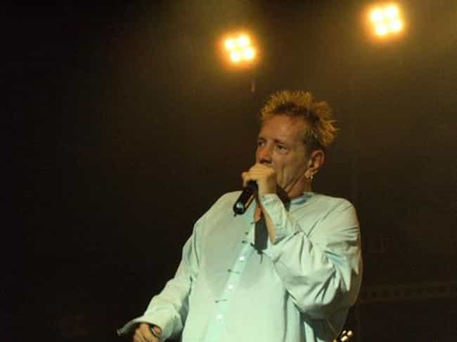 John Lydon is listed (or ranked) 1 on the list Celebrities Who Actually Support Donald Trump