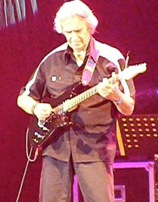 John McLaughlin is listed (or ranked) 1 on the list Famous Guitarists from Yorkshire