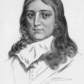 John Milton is listed (or ranked) 24 on the list The Greatest Poets of All Time