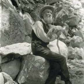 John Muir is listed (or ranked) 4 on the list List of Famous Mountaineers