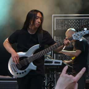 John Myung is listed (or ranked) 9 on the list Famous Guitarists from Chicago