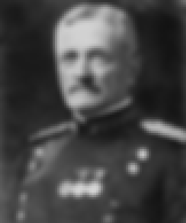 John J. Pershing is listed (or ranked) 7 on the list Famous U.S. Army War College Alumni
