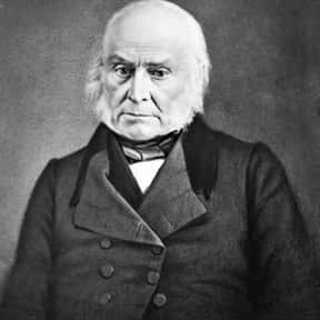 John Quincy Adams is listed (or ranked) 8 on the list People On Stamps: List Of People On US Postage