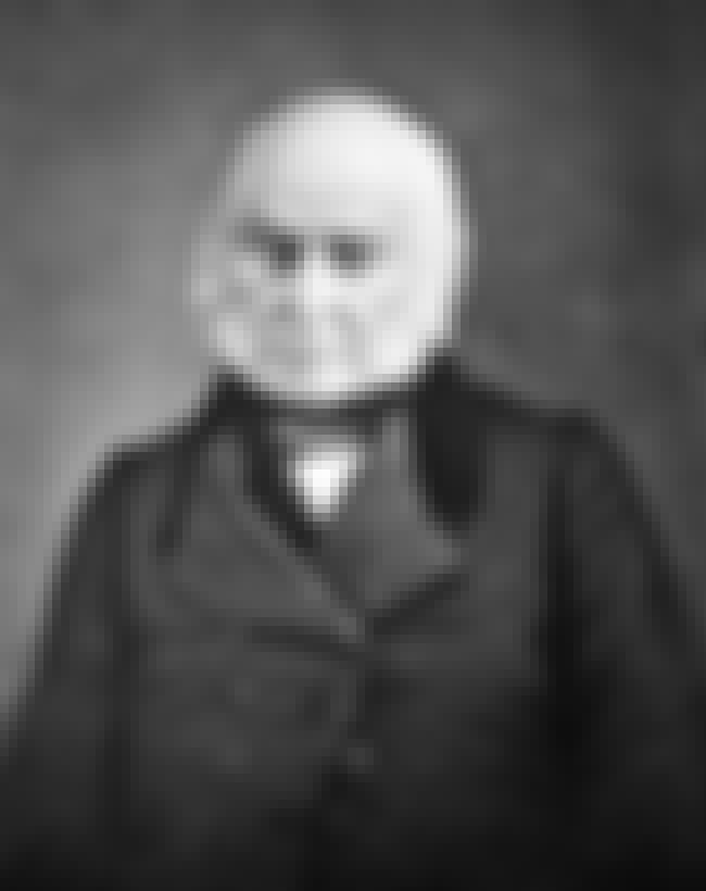 John Quincy Adams is listed (or ranked) 8 on the list Famous People Who Died of Cerebral Hemorrhage