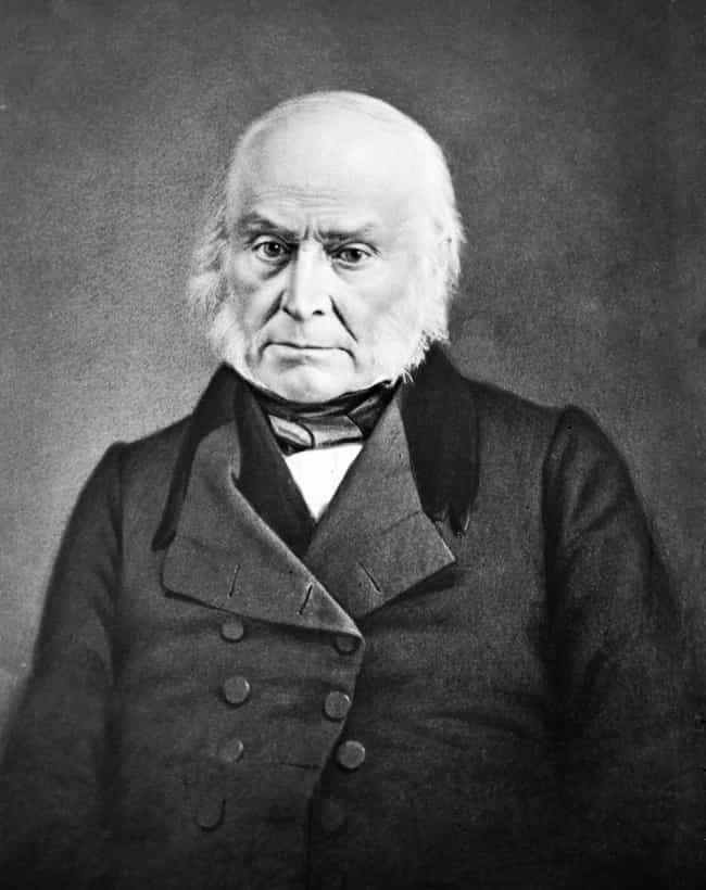 John Quincy Adams is listed (or ranked) 3 on the list It's Not All Cats And Dogs - Some Presidents Had Crazy Pets