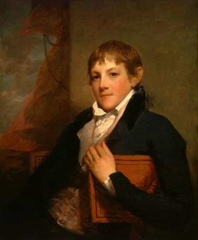 John Randolph of Roanoke... is listed (or ranked) 1 on the list Famous Male Planters