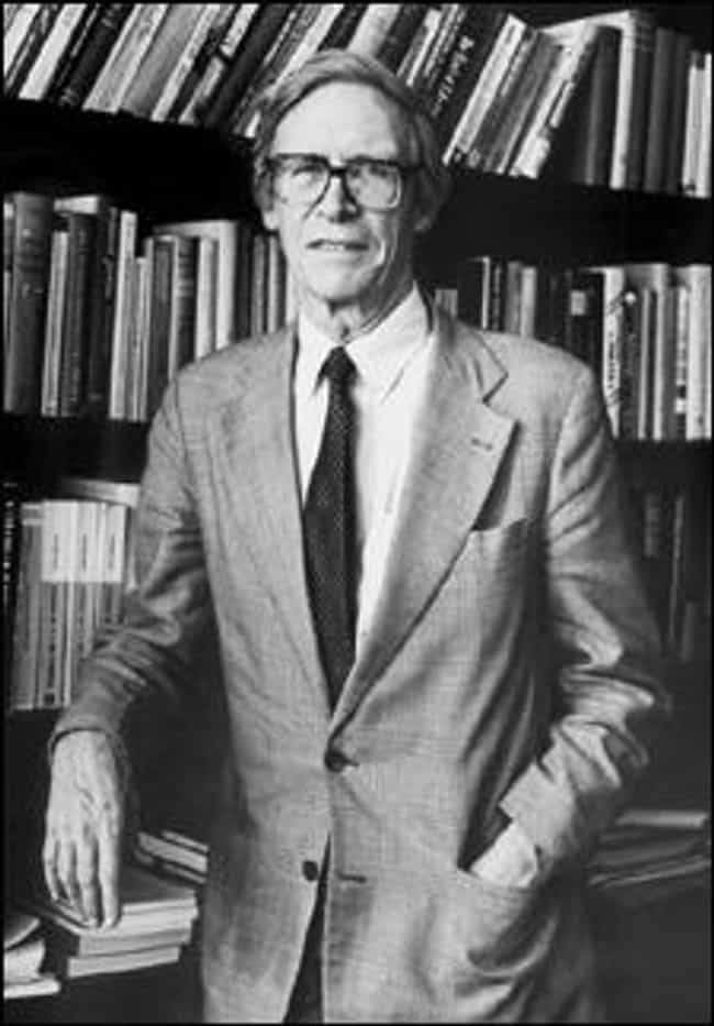 John Rawls is listed (or ranked) 3 on the list List of Famous Ethicists