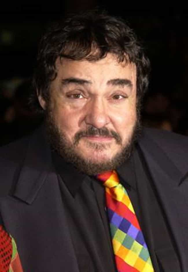 John Rhys-Davies is listed (or ranked) 4 on the list Budgie Cast List