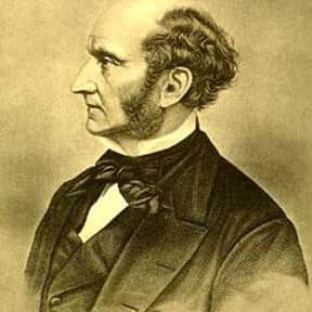 John Stuart Mill is listed (or ranked) 14 on the list List of Famous Economists