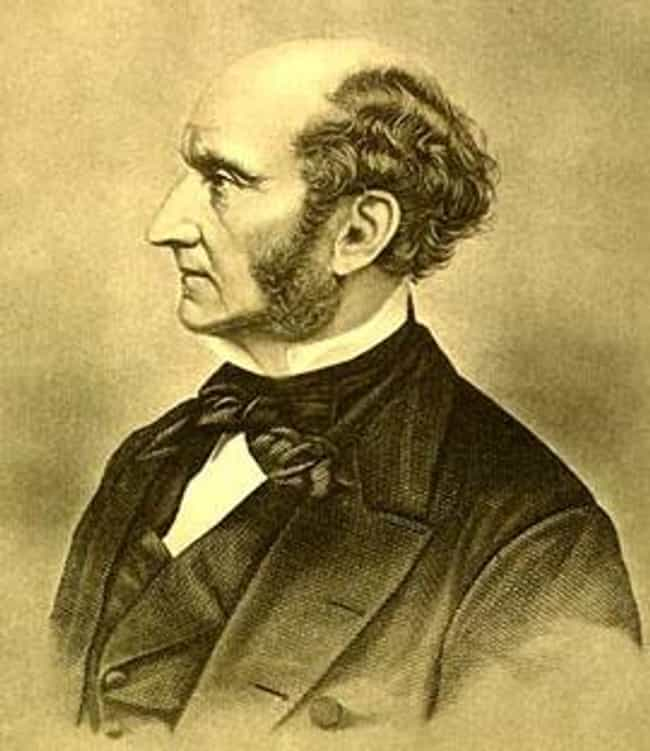 John Stuart Mill is listed (or ranked) 2 on the list List of Famous Ethicists