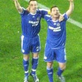 John Terry is listed (or ranked) 24 on the list The Best Soccer Players from England