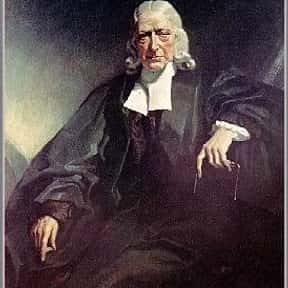 John Wesley is listed (or ranked) 10 on the list List of Famous Preachers