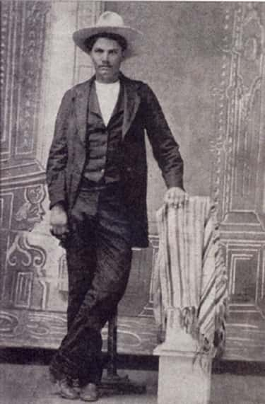 John Wesley Hardin is listed (or ranked) 2 on the list List of Famous Outlaws