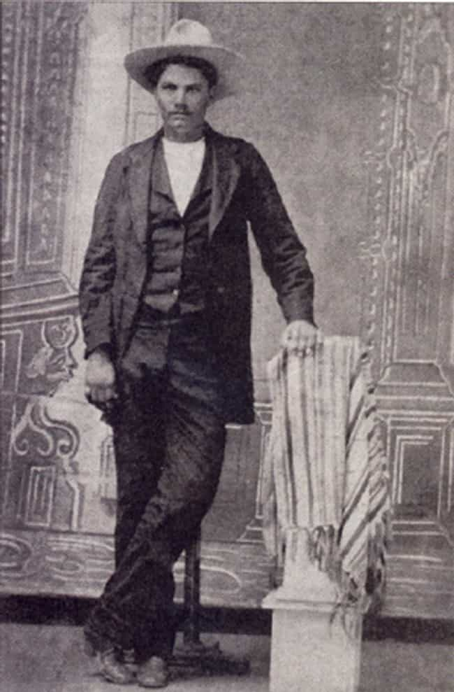 John Wesley Hardin is listed (or ranked) 2 on the list List of Famous Cowboys