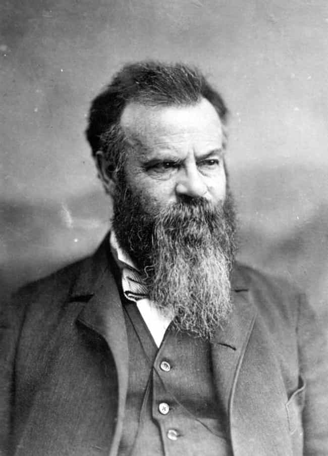 John Wesley Powell is listed (or ranked) 4 on the list Famous Explorers from the United States