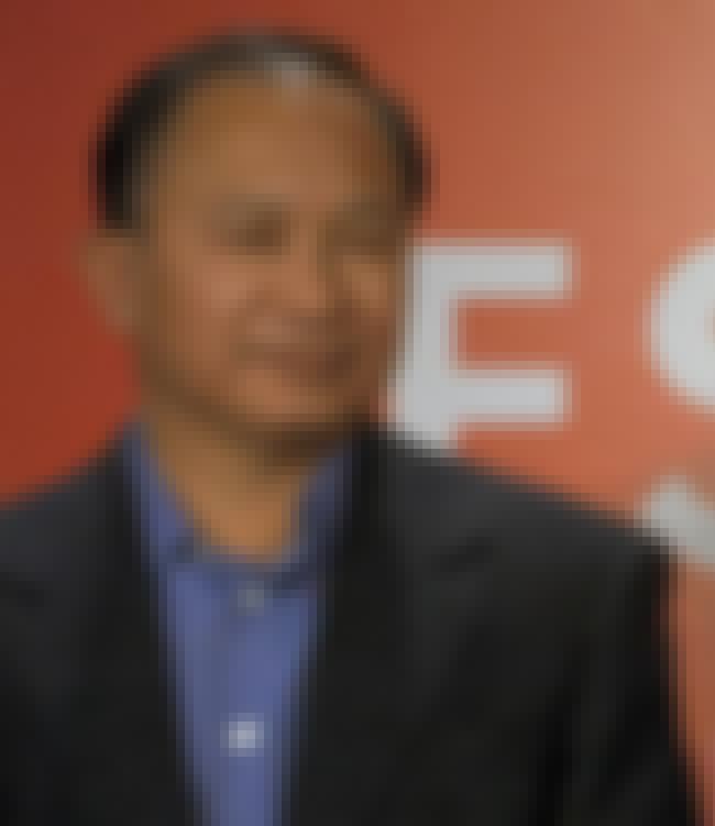 John Woo is listed (or ranked) 3 on the list Famous Screenwriters from China