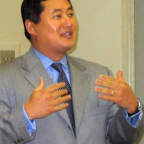 John Yoo is listed (or ranked) 1 on the list Famous The Episcopal Academy Alumni