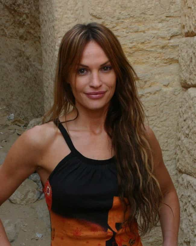 Jolene Blalock is listed (or ranked) 4 on the list Maxim Hot 100: Maxim's Hottest Women In 2003