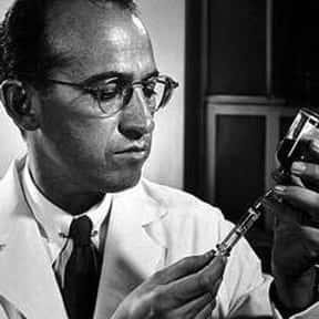 Jonas Salk is listed (or ranked) 14 on the list Jawaharlal Nehru Award Winners List