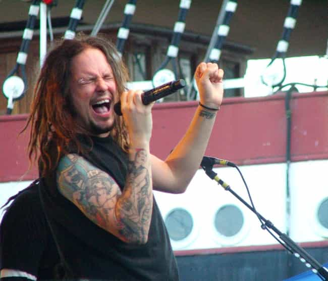 Jonathan Davis is listed (or ranked) 4 on the list Rappers with Epilepsy