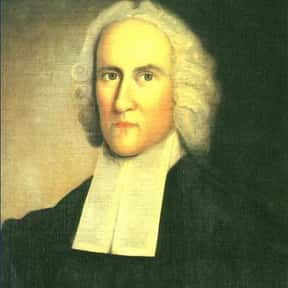 Jonathan Edwards is listed (or ranked) 20 on the list List of Famous Preachers