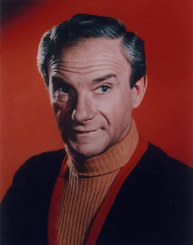 Jonathan Harris is listed (or ranked) 4 on the list Lost in Space Cast List