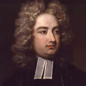Jonathan Swift is listed (or ranked) 5 on the list The Best Writers of All Time