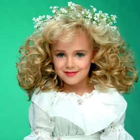 JonBenét Ramsey is listed (or ranked) 11 on the list Famous People Who Died in Colorado