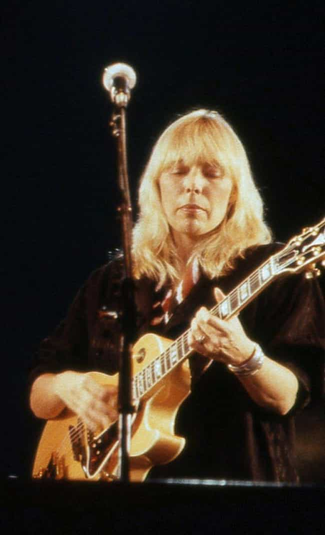 Joni Mitchell is listed (or ranked) 4 on the list Famous People Who Gave Up Kids for Adoption