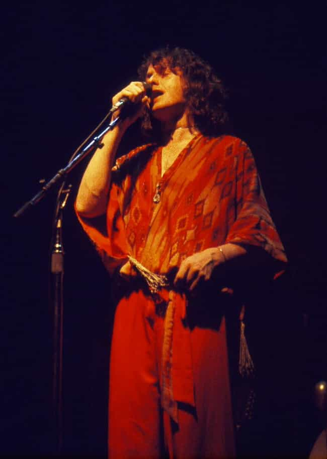 Jon Anderson is listed (or ranked) 2 on the list List of Famous Harpists