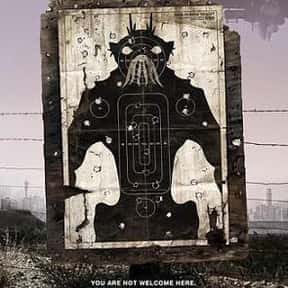 District 9 is listed (or ranked) 21 on the list The Scariest Sci-Fi Movies Rated R