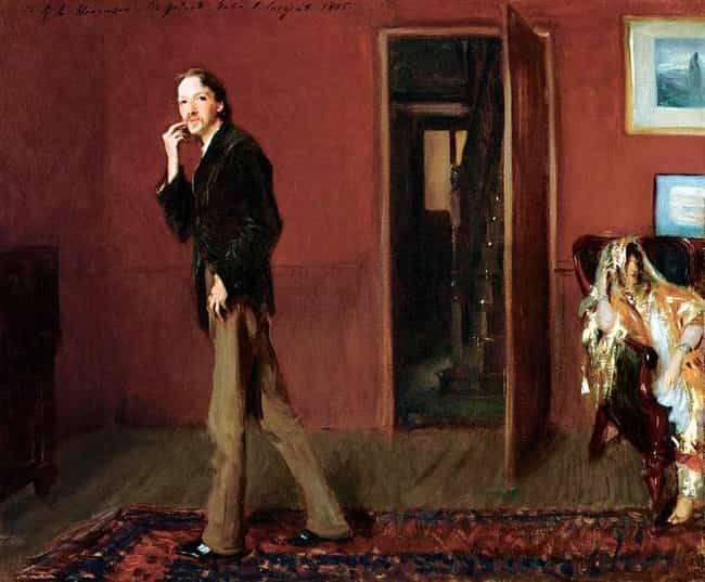 Robert Louis Stevenson and His... is listed (or ranked) 3 on the list Famous Robert Louis Stevenson Art