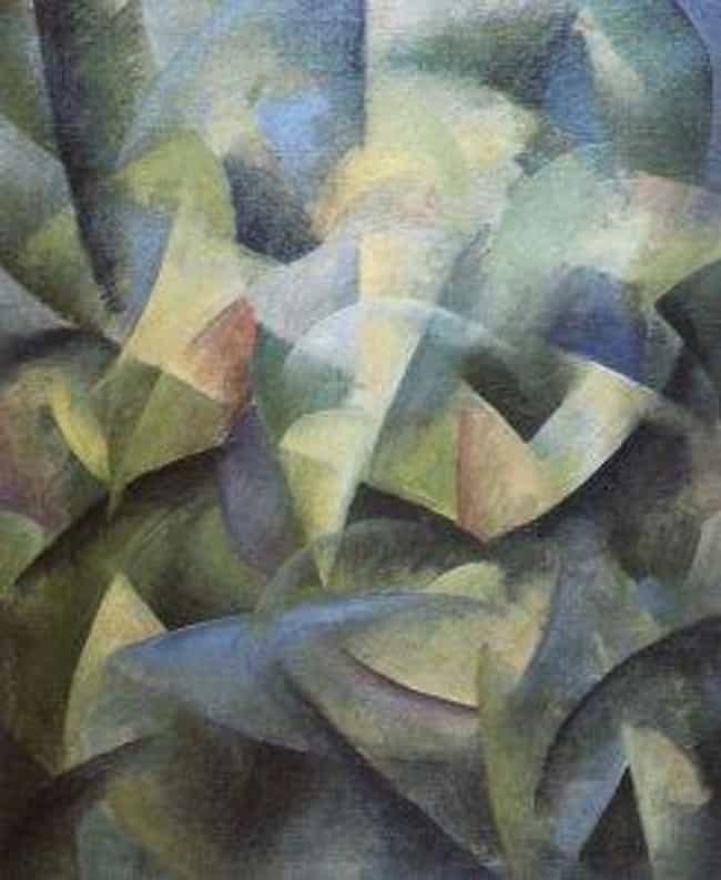 Improvisation is listed (or ranked) 4 on the list Famous Cubism Paintings