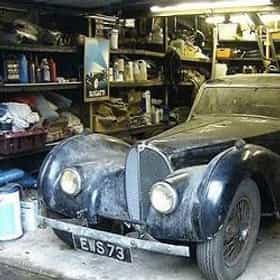 Bugatti Type 57S Atalante number 57502