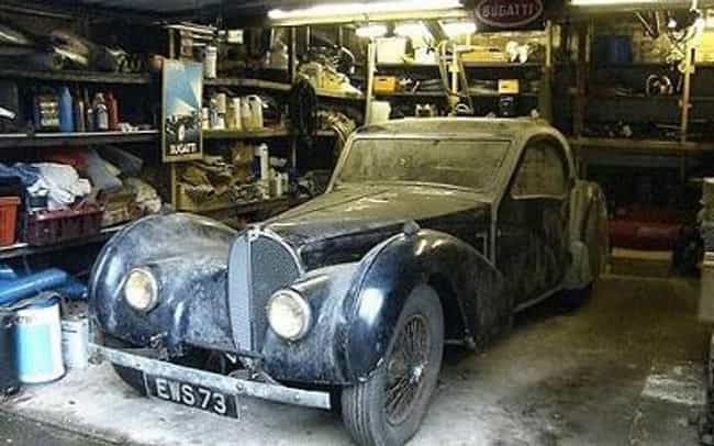 Bugatti Type 57S Atalant... is listed (or ranked) 4 on the list Full List of Bugatti Models