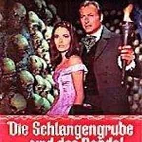 The Torture Chamber of Dr. Sad is listed (or ranked) 19 on the list The Best Horror Movies That Take Place in Castles