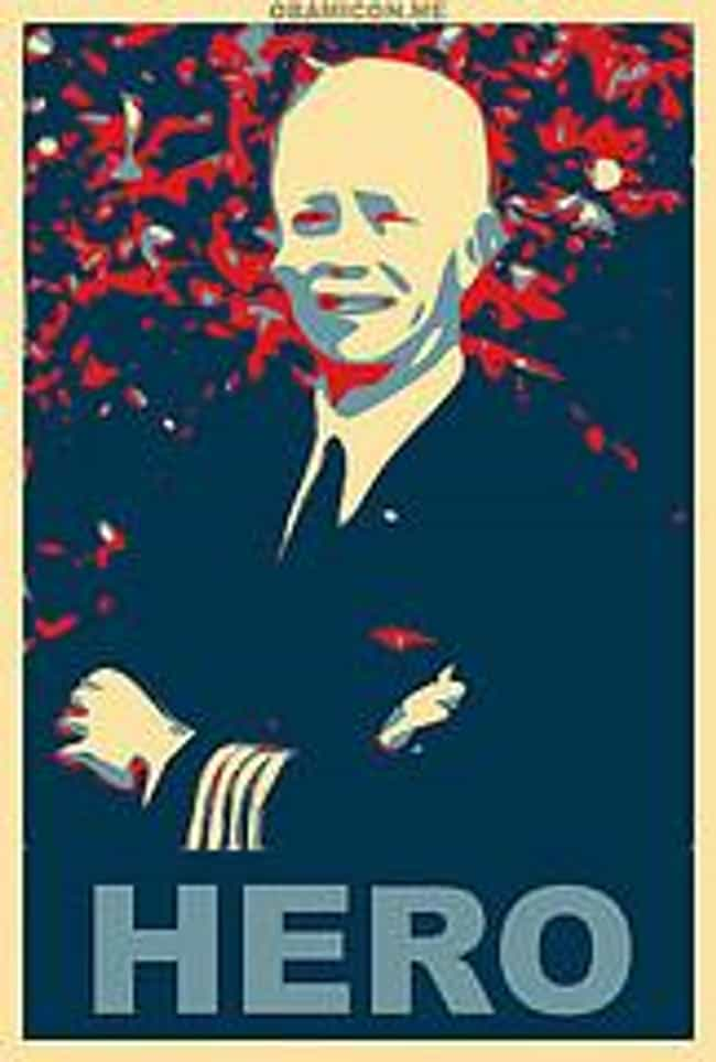 Chesley Sullenberger is listed (or ranked) 2 on the list Famous Male Airline Pilots