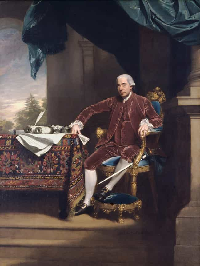 Henry Laurens is listed (or ranked) 4 on the list Famous John Singleton Copley Paintings