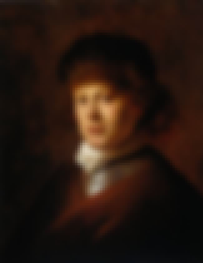 Portrait of Rembrandt van Rijn is listed (or ranked) 4 on the list Famous Jan Lievens Paintings