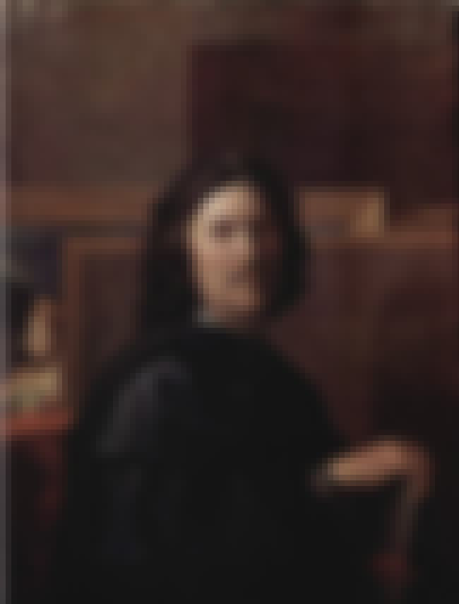 Self-Portrait is listed (or ranked) 7 on the list Famous Classicism Paintings