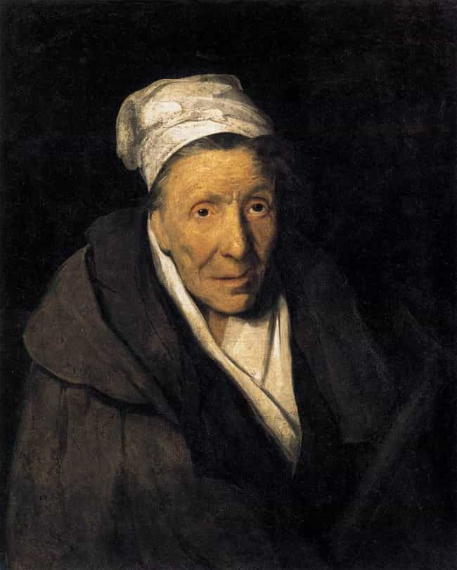 A Madwoman and Compulsive Gamb... is listed (or ranked) 4 on the list List of Famous Portrait Paintings