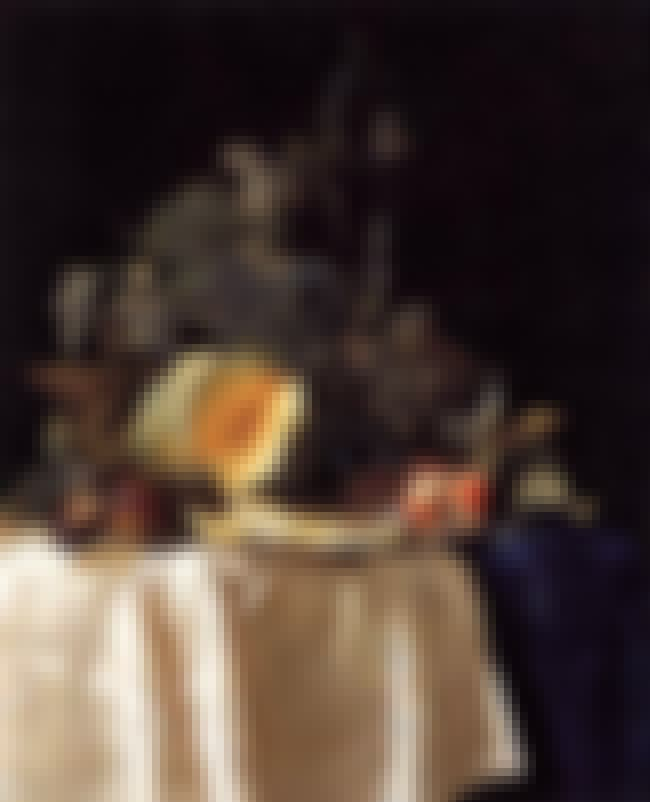 Still Life with Fruit and Crys... is listed (or ranked) 4 on the list List of Famous Willem Van Aelst Artwork