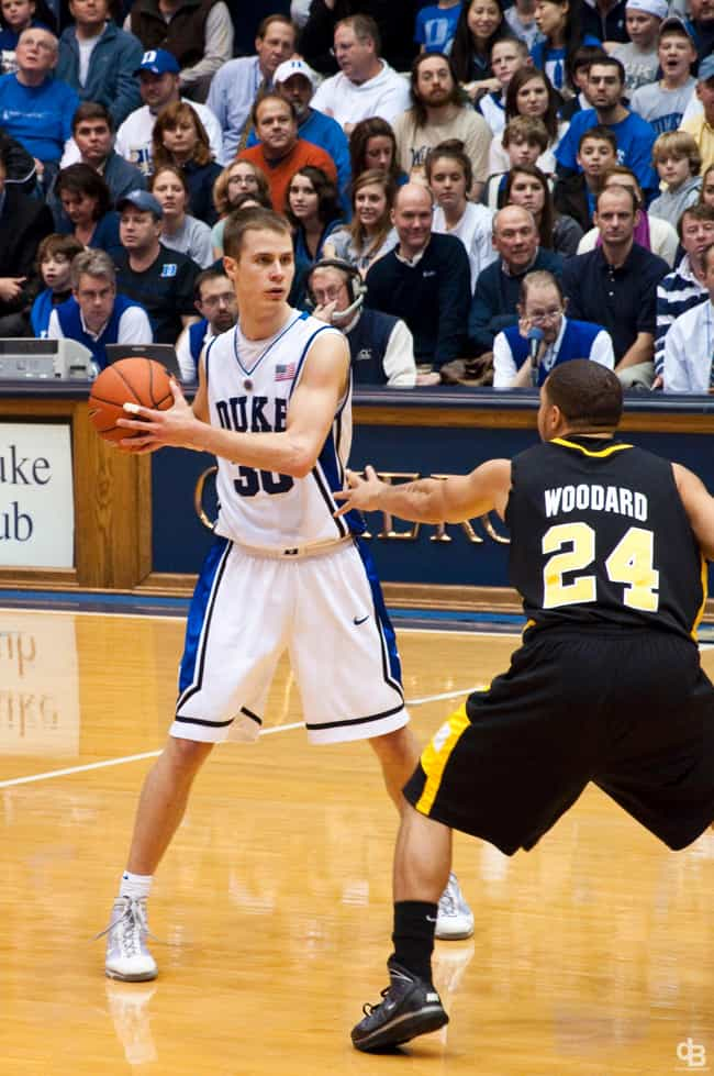 Jon Scheyer is listed (or ranked) 3 on the list Famous Glenbrook North High School Alumni