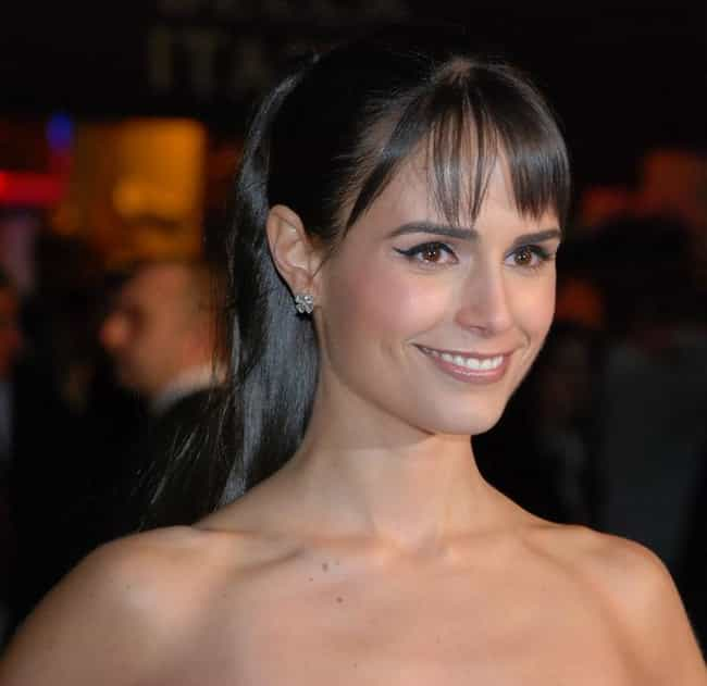 Jordana Brewster is listed (or ranked) 3 on the list Famous Convent Of The Sacred Heart Alumni