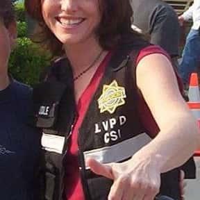 Jorja Fox is listed (or ranked) 11 on the list CSI: Crime Scene Investigation Cast List