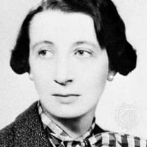 Josephine Tey is listed (or ranked) 10 on the list Famous Writers from Scotland