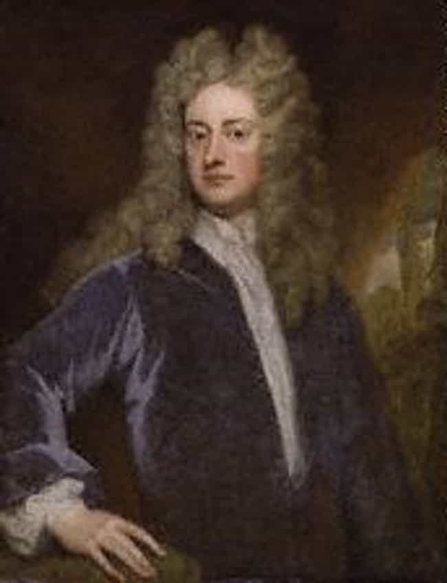 Joseph Addison is listed (or ranked) 4 on the list Famous Essayists from England