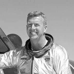 Joseph A. Walker is listed (or ranked) 13 on the list List of Famous Test Pilots