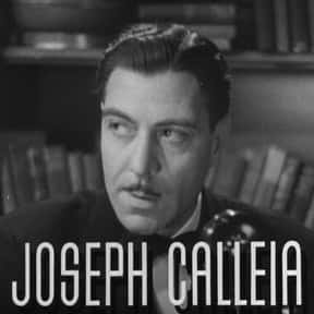 Joseph Calleia is listed (or ranked) 10 on the list Full Cast of Tough Guy Actors/Actresses